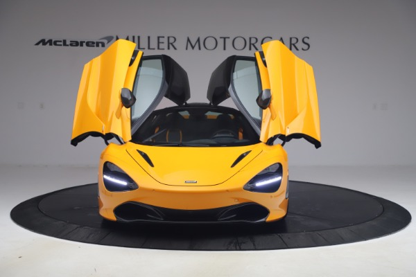 Used 2019 McLaren 720S Performance for sale $245,900 at Maserati of Greenwich in Greenwich CT 06830 9