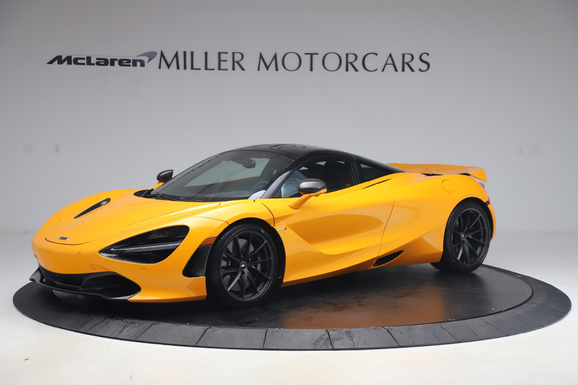 Used 2019 McLaren 720S Performance for sale $245,900 at Maserati of Greenwich in Greenwich CT 06830 1