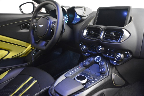 Used 2019 Aston Martin Vantage Coupe for sale Sold at Maserati of Greenwich in Greenwich CT 06830 18