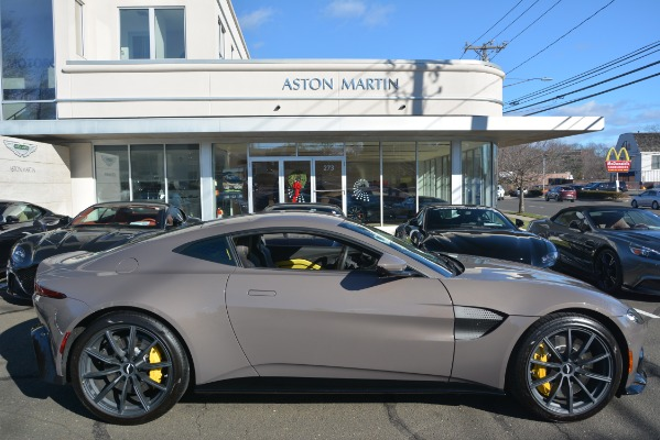Used 2019 Aston Martin Vantage Coupe for sale Sold at Maserati of Greenwich in Greenwich CT 06830 23