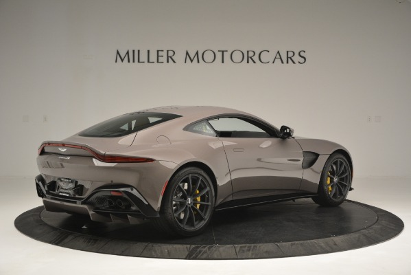 Used 2019 Aston Martin Vantage Coupe for sale Sold at Maserati of Greenwich in Greenwich CT 06830 4
