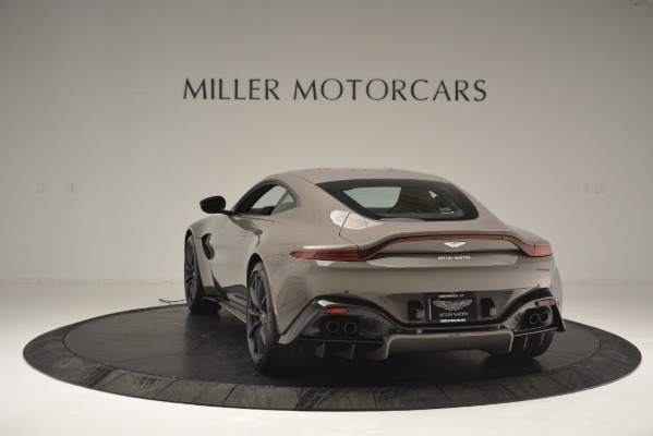 Used 2019 Aston Martin Vantage Coupe for sale Sold at Maserati of Greenwich in Greenwich CT 06830 7