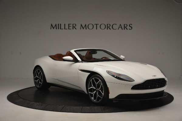 Used 2019 Aston Martin DB11 V8 Convertible for sale Sold at Maserati of Greenwich in Greenwich CT 06830 11