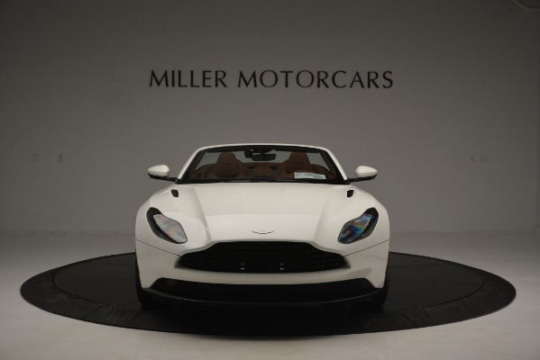 Used 2019 Aston Martin DB11 V8 Convertible for sale Sold at Maserati of Greenwich in Greenwich CT 06830 12