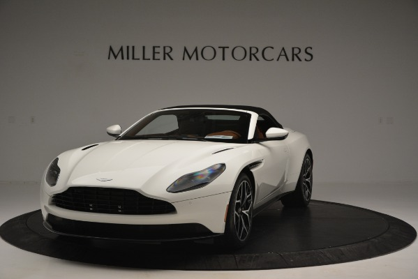 Used 2019 Aston Martin DB11 V8 Convertible for sale Sold at Maserati of Greenwich in Greenwich CT 06830 13