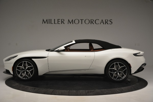 Used 2019 Aston Martin DB11 V8 Convertible for sale Sold at Maserati of Greenwich in Greenwich CT 06830 15