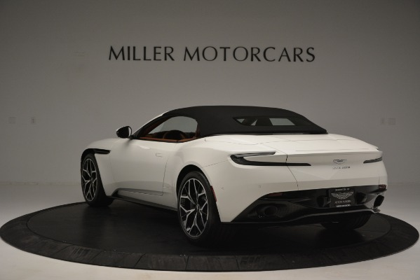 Used 2019 Aston Martin DB11 V8 Convertible for sale Sold at Maserati of Greenwich in Greenwich CT 06830 17
