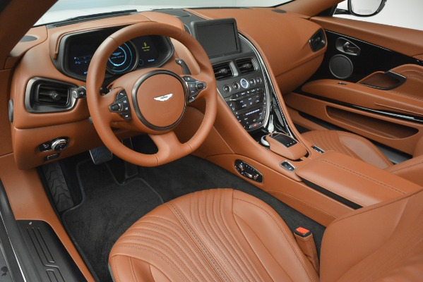 Used 2019 Aston Martin DB11 V8 Convertible for sale Sold at Maserati of Greenwich in Greenwich CT 06830 19