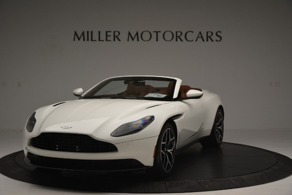 Used 2019 Aston Martin DB11 V8 Convertible for sale Sold at Maserati of Greenwich in Greenwich CT 06830 2