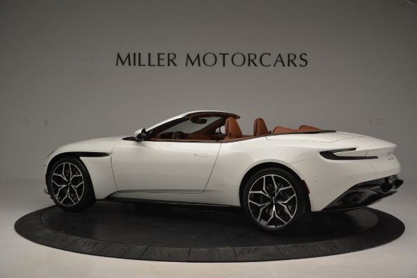 Used 2019 Aston Martin DB11 V8 Convertible for sale Sold at Maserati of Greenwich in Greenwich CT 06830 4