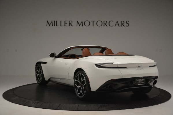 Used 2019 Aston Martin DB11 V8 Convertible for sale Sold at Maserati of Greenwich in Greenwich CT 06830 5