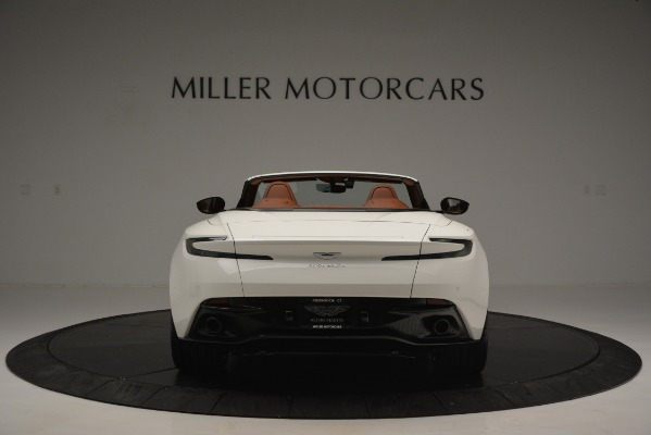 Used 2019 Aston Martin DB11 V8 Convertible for sale Sold at Maserati of Greenwich in Greenwich CT 06830 6