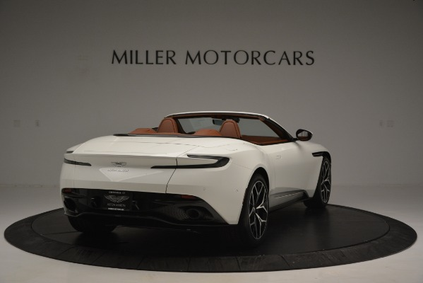 Used 2019 Aston Martin DB11 V8 Convertible for sale Sold at Maserati of Greenwich in Greenwich CT 06830 7