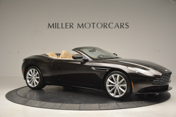 New 2019 Aston Martin DB11 V8 for sale Sold at Maserati of Greenwich in Greenwich CT 06830 10