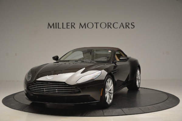New 2019 Aston Martin DB11 V8 for sale Sold at Maserati of Greenwich in Greenwich CT 06830 13