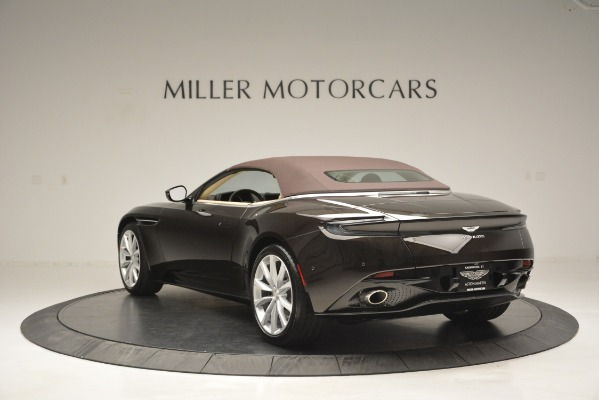 New 2019 Aston Martin DB11 V8 for sale Sold at Maserati of Greenwich in Greenwich CT 06830 17