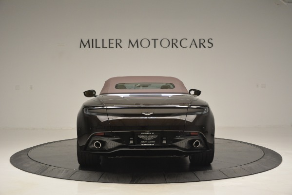 New 2019 Aston Martin DB11 V8 for sale Sold at Maserati of Greenwich in Greenwich CT 06830 18