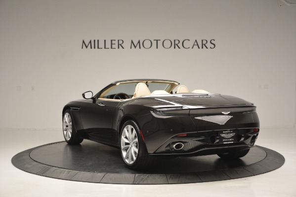 New 2019 Aston Martin DB11 V8 for sale Sold at Maserati of Greenwich in Greenwich CT 06830 5