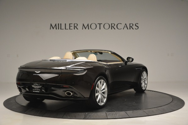 New 2019 Aston Martin DB11 V8 for sale Sold at Maserati of Greenwich in Greenwich CT 06830 7