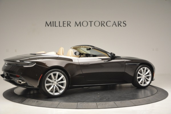 New 2019 Aston Martin DB11 V8 for sale Sold at Maserati of Greenwich in Greenwich CT 06830 8