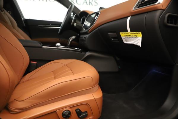 New 2019 Maserati Ghibli S Q4 GranSport for sale Sold at Maserati of Greenwich in Greenwich CT 06830 23