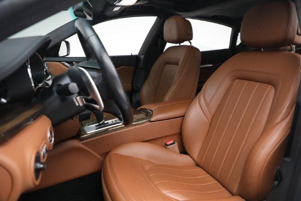 Used 2015 Maserati Quattroporte S Q4 for sale Call for price at Maserati of Greenwich in Greenwich CT 06830 13