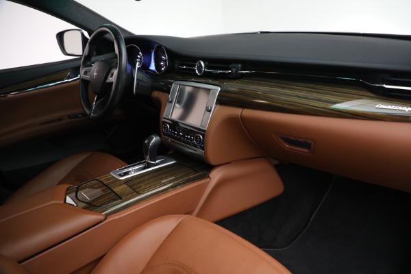 Used 2015 Maserati Quattroporte S Q4 for sale Call for price at Maserati of Greenwich in Greenwich CT 06830 19