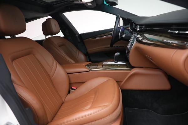 Used 2015 Maserati Quattroporte S Q4 for sale Call for price at Maserati of Greenwich in Greenwich CT 06830 20