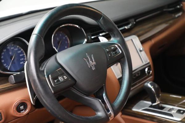Used 2015 Maserati Quattroporte S Q4 for sale Call for price at Maserati of Greenwich in Greenwich CT 06830 23