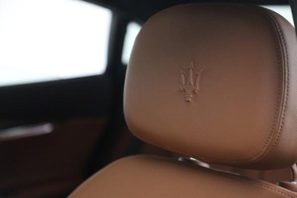Used 2015 Maserati Quattroporte S Q4 for sale Call for price at Maserati of Greenwich in Greenwich CT 06830 25