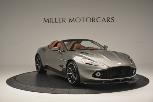 Used 2018 Aston Martin Zagato Speedster Convertible for sale Sold at Maserati of Greenwich in Greenwich CT 06830 11