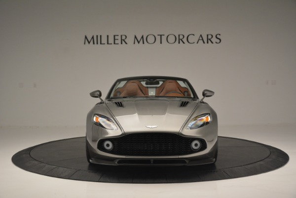 Used 2018 Aston Martin Zagato Speedster Convertible for sale Sold at Maserati of Greenwich in Greenwich CT 06830 12