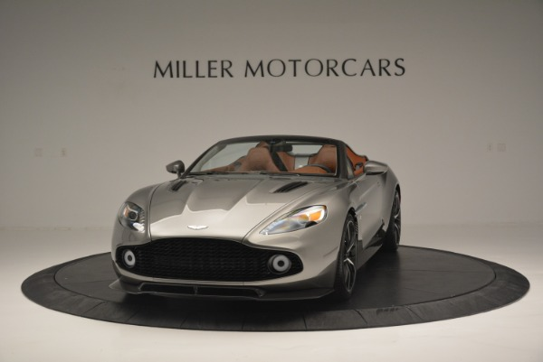 Used 2018 Aston Martin Zagato Speedster Convertible for sale Sold at Maserati of Greenwich in Greenwich CT 06830 2