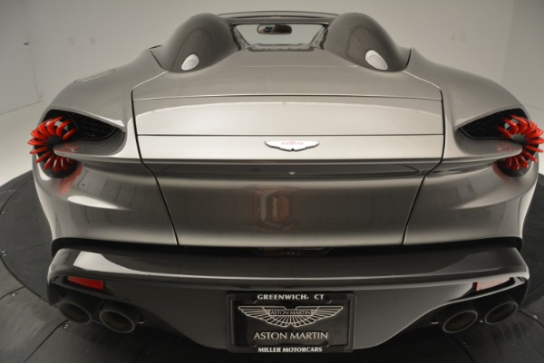 Used 2018 Aston Martin Zagato Speedster Convertible for sale Sold at Maserati of Greenwich in Greenwich CT 06830 21
