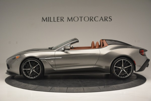 Used 2018 Aston Martin Zagato Speedster Convertible for sale Sold at Maserati of Greenwich in Greenwich CT 06830 3
