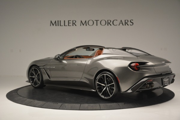Used 2018 Aston Martin Zagato Speedster Convertible for sale Sold at Maserati of Greenwich in Greenwich CT 06830 4