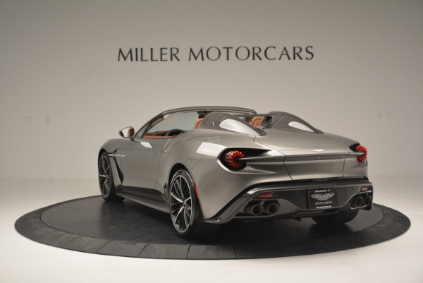 Used 2018 Aston Martin Zagato Speedster Convertible for sale Sold at Maserati of Greenwich in Greenwich CT 06830 5