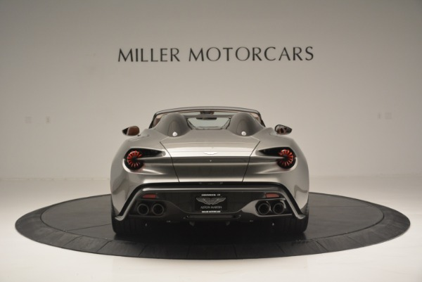 Used 2018 Aston Martin Zagato Speedster Convertible for sale Sold at Maserati of Greenwich in Greenwich CT 06830 6