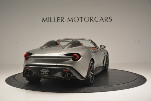 Used 2018 Aston Martin Zagato Speedster Convertible for sale Sold at Maserati of Greenwich in Greenwich CT 06830 7