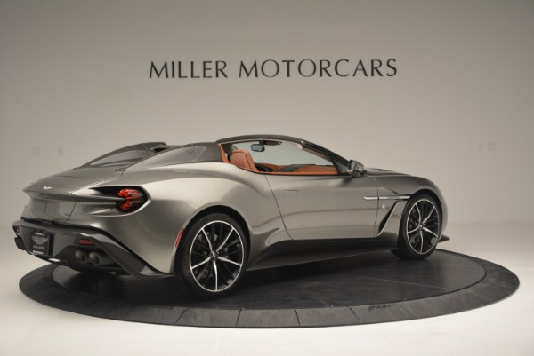 Used 2018 Aston Martin Zagato Speedster Convertible for sale Sold at Maserati of Greenwich in Greenwich CT 06830 8