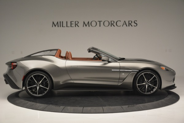 Used 2018 Aston Martin Zagato Speedster Convertible for sale Sold at Maserati of Greenwich in Greenwich CT 06830 9