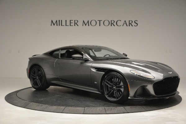 Used 2019 Aston Martin DBS Superleggera Coupe for sale Sold at Maserati of Greenwich in Greenwich CT 06830 10