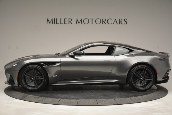 Used 2019 Aston Martin DBS Superleggera Coupe for sale Sold at Maserati of Greenwich in Greenwich CT 06830 3