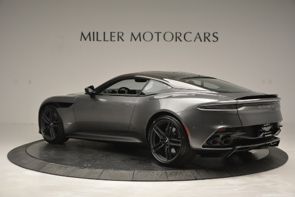 Used 2019 Aston Martin DBS Superleggera Coupe for sale Sold at Maserati of Greenwich in Greenwich CT 06830 4