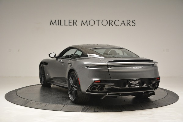 Used 2019 Aston Martin DBS Superleggera Coupe for sale Sold at Maserati of Greenwich in Greenwich CT 06830 5