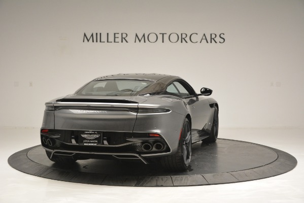 Used 2019 Aston Martin DBS Superleggera Coupe for sale Sold at Maserati of Greenwich in Greenwich CT 06830 7