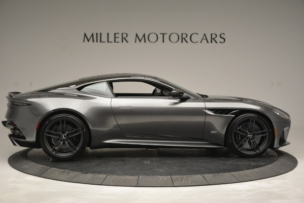 Used 2019 Aston Martin DBS Superleggera Coupe for sale Sold at Maserati of Greenwich in Greenwich CT 06830 9