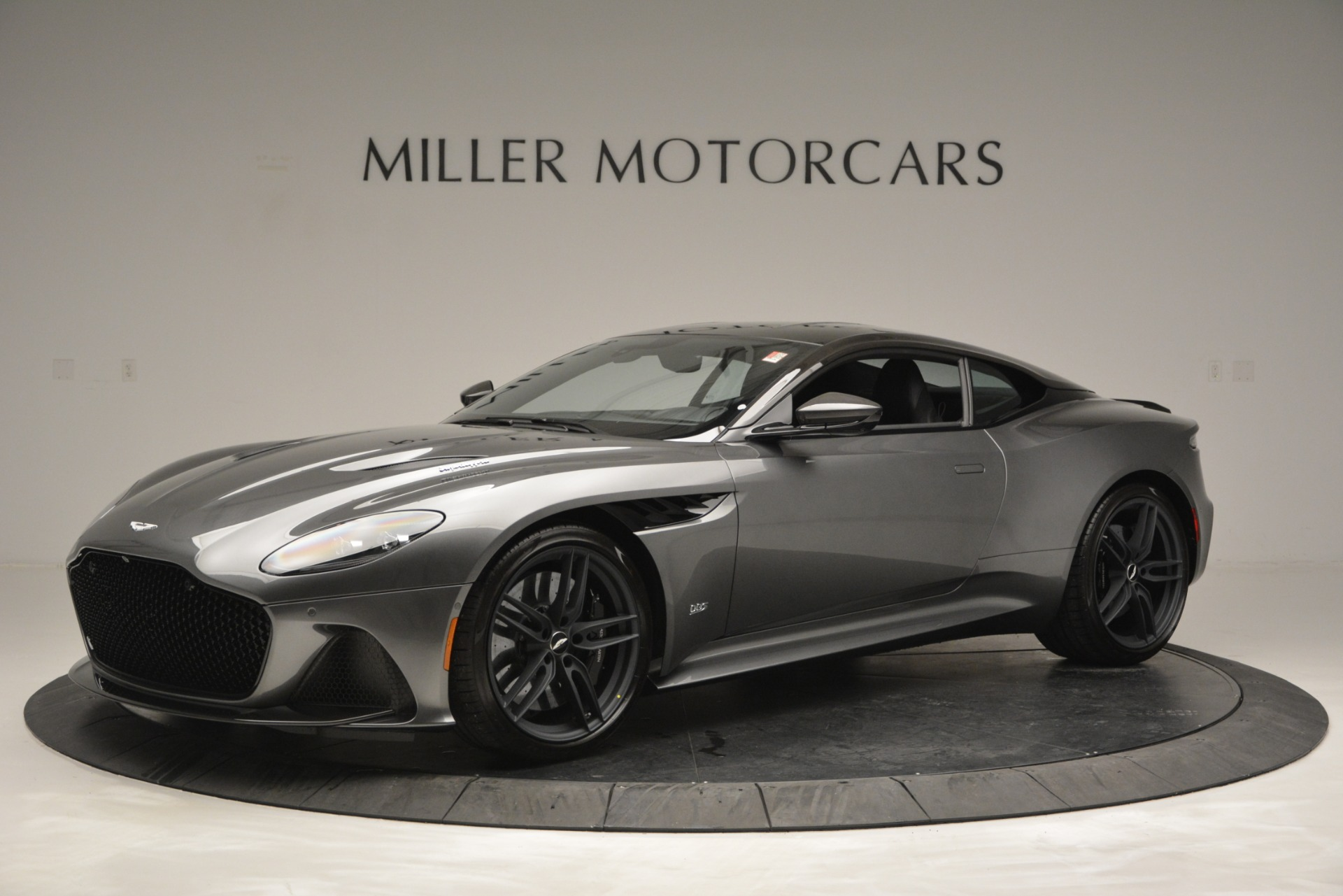 Used 2019 Aston Martin DBS Superleggera Coupe for sale Sold at Maserati of Greenwich in Greenwich CT 06830 1