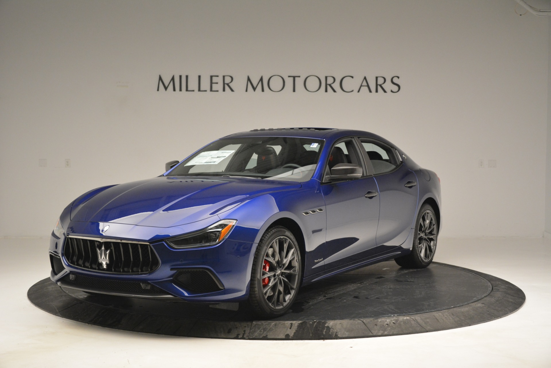 New 2019 Maserati Ghibli S Q4 GranSport for sale Sold at Maserati of Greenwich in Greenwich CT 06830 1