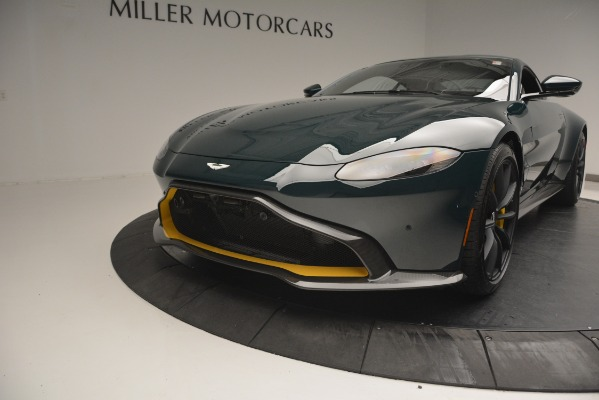 Used 2019 Aston Martin Vantage Coupe for sale Sold at Maserati of Greenwich in Greenwich CT 06830 16